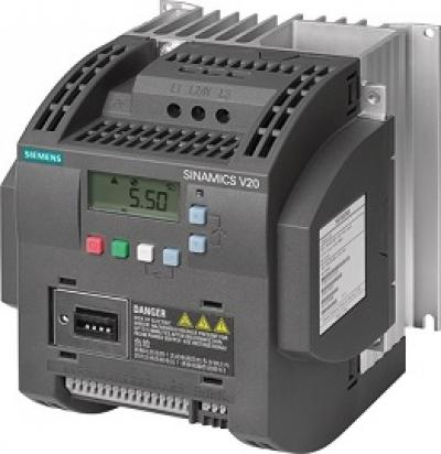 Biến tần Siemens V20, 1P 220V, 3kW 6SL3210-5BB23-0AV0