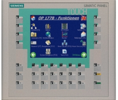 HMI Siemens SIMATIC PANEL OP177B, 6AV6642-0DA01-1AX1