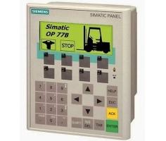HMI Siemens SIMATIC OPERATOR PANEL OP77B , 4.5'', 6AV6641-0CA01-0AX1