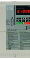 BIẾN TẦN YASKAWA E1000 3P 380V 7.5KW CIMR-ET4A0018FAA