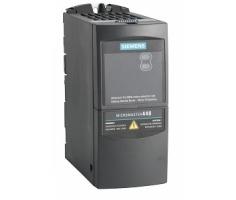 Micromaster 440, 1/3P VAC, 0.55kW, 6SE6440-2UC15-5AA1
