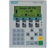 HMI Siemens SIMATIC PANEL OP77A, 4.5'', 6AV6641-0BA11-0AX1