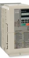 BIẾN TẦN YASKAWA E1000 3P 380V 0.75KW CIMR-ET4A0002FAA