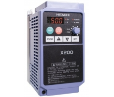 Biến tần HITACHI - X200 series 0.4KW 1P 220V X200-004SFEF2
