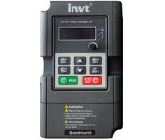 Biến tần INVT 1P 220V 0.75KW GD10-0R7G-S2-B